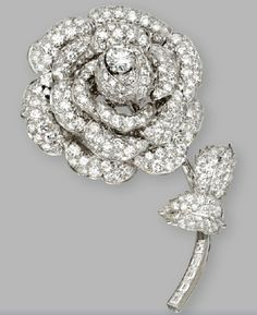 Marie Poutine's Jewels & Royals: brooch