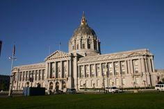 San Francisco City Hall:   Where Joe Di Maggio Married Marilyn Monroe and Harvey Milk was murdered