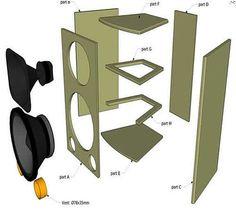 Iphone 6, Speaker Plans, Speaker Box Design, Model House Plan, Subwoofer Box, Mobiles, Diy Speakers, Dj Equipment, Loudspeaker