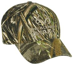 Team Realtree Max 5 Buck Horn Hunting Hat. Team Realtree Camo cap with Deer horns. 6 panel low profile unstructured cap. One size Fits Most.