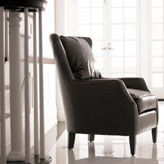 Alex Leather Chair - Arhaus