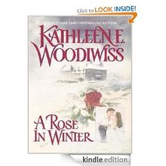 A Rose In Winter.  This was the very first romance novel I ever read.  Actually the first non children's book.  I was around 13.