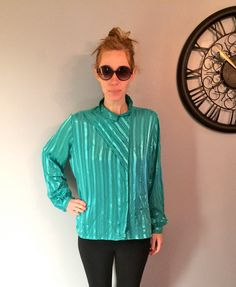 1980s pleated asymmetrical space age hipster by VinTaGeOus102607, $16.00
