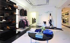 4460 Yatay Alüminyum Mağaza Tasarım Konseptleri - Mağaza Dekorasyon ve Raf Sistemleri, Orta stand, Mağaza Tasarım