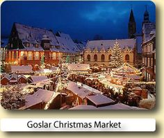 One or more of the Christmas Markets in Germany.