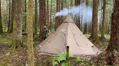 Camping Cot, Camping Hacks, Camping Ideas, Glamping, Camping Supplies, Camping Stuff, Trekking, Tent Stove, Outdoor Gear