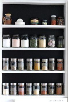 maustepurkit,maustehylly,diy sisustus,keittiö,keittiön sisustus,keittiön…
