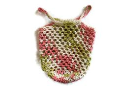 EcoFriendly Produce/Grocery Bag by ACCrochet on Etsy,