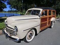 '48 Ford Woodie Station Wagon