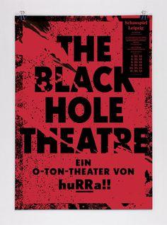 Schauspiel Leipzig – Plakate 14/15 – HawaiiF3