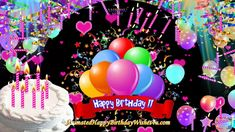 Birthday Cards Images, Happy Birthday Cake Images, Happy Birthday Video, Happy Birthday Candles, Birthday Greetings For Women, Happy Birthday Greetings Friends, Happy Birthday Celebration, Animated Happy Birthday Wishes, Happy Birthday Wishes Quotes