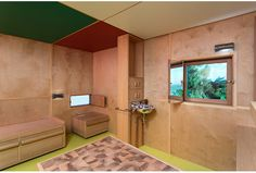 A Look Inside Le Corbusier's Cabanon Reconstructed By Cassina
