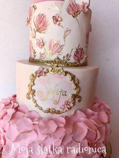 Princess cake - cake by Branka Vukcevic - CakesDecor
