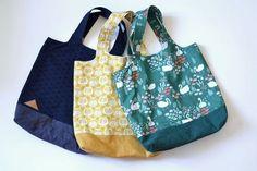 In der letzten Zeit sind hier drei KURT- Varianten entstanden. Taschen nähe ich ja nicht so oft, aber ein schneller Einkaufsbeutel ge...