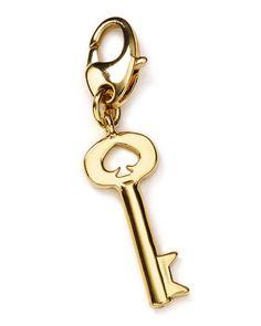 kate spade new york Key Charm