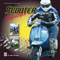 Book, Scooter Lifestyle (SKU: 0100-0802)