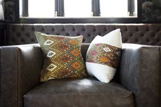 This colorful hand embroidered pillow has the is a one-of-a kind statement pieces that will elevate any home. Gold Pillows, Throw Pillows, Ethiopian Dress, Ethnic Home Decor, Metallic Yarn, Bold Colors, Decorative Pillows, Sewing Crafts, Hand Weaving