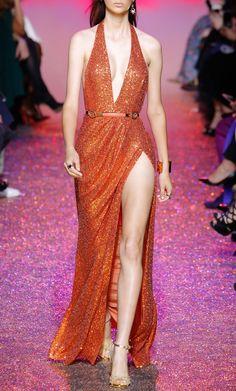 "skaodi: ""  Elie Saab Spring 2017. Paris Fashion Week. """