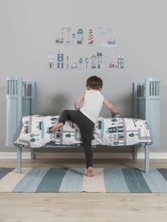 Matta vävd - Blå pastell, 599 kr från miniroom.se