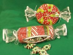 PDF Sewing Pattern for Sweet Treat Gift & Goody Bags