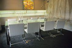 Bauhaus Inspired Residence Dining Room