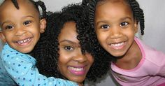 """I Want to Get My 3-Year-Old's Hair Straight. She Has 4c Hair."" 