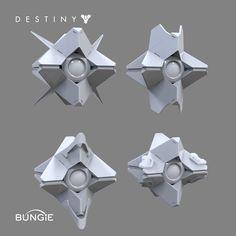 ArtStation - Destiny: Ghosts, David Stammel