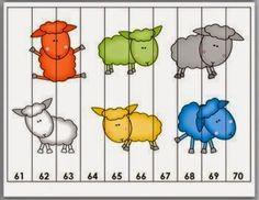 MIS COSAS DE EDUCACIÓN ESPECIAL .: Puzzles para los más pequeño, juego y cuento.