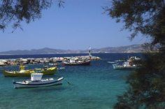 Πάρος, Ελλάδα: Aliki Harbour, Paros