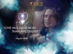 """""""Love has killed more than any disease"""""""