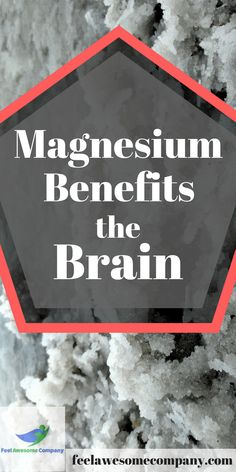 In this article you'll learn how magnesium benefits the brain, as well as 6 other powerful brain boosting supplements. #magnesium #brainhealth #awesome