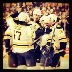 Boston Bruins... Beautiful
