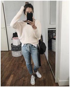 """8,766 Likes, 68 Comments - Audrey (@audreylombard) on Instagram: """"La tenue cocooning/balade vélo / foot de Dimanche dernier (tous les liens sont sur le Blog, lien…"""""""