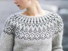 Telenor E-post :: Knits, Knitwear og 12 andre tavler som likner på dine Sweater Knitting Patterns, Knitting Designs, Knit Patterns, Fair Isle Knitting, Knitting Yarn, Hand Knitting, Stitch Witchery, Icelandic Sweaters, Knitwear