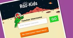 Create Dream Explore: Raz Kids! My Favorite Educational App!