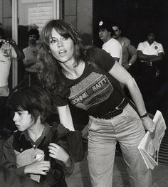 1980 at the Academy Awards Rehearsal