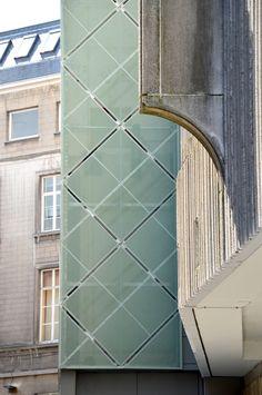 Lifttoren CC De Werf - Plano Architecten