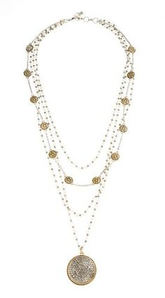 A What-to-Wear Guide to the Real Life Holidays | Her Desk to Date Night | Layered Necklace | Lucky Brand