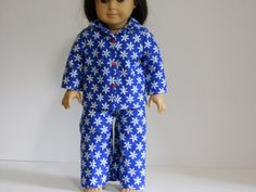 American Girl doll clothes 18 inch doll clothes by thesewingshed, $10.99