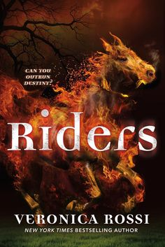Riders by Veronica Rossi | Tor Teen (February 2, 2016)