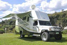 Rent a Campervan NZ Motorhome