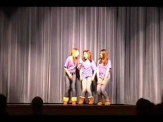 Talent show 2011 - Comedic Skits. The last one reminds me of the J.C. Penny one we used to do. :)