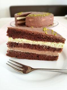 Drip Cakes, Marzipan, Cakes And More, Tiramisu, Cupcakes, Sweets, Baking, Desserts, Ethnic Recipes