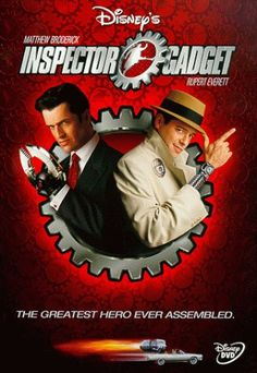 Day twenty Three. Movie makes me laugh. Inspector Gadget.
