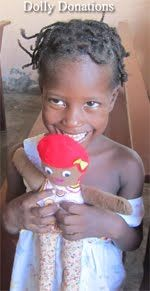 Dolly Donations: Free Rag Doll Tutorial Pattern