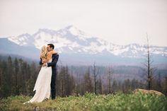 FivePine Lodge Wedding. Kimberly Kay Photography. Sisters, Oregon