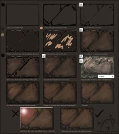 stylized stone floor texture - Polycount Forum