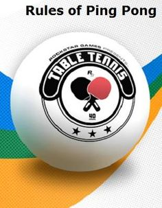Basic Ping Pong Rules - Learn the official rules and regulations of table tennis, scoring and service rules, basic player tactics, and equipment list.Learn the basic player tactics, equipment regulations, and scoring rules in the fast and furious game of England 'Ping Pong'.