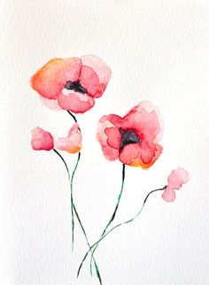bright-crayons:  ❁ water color blog ❁