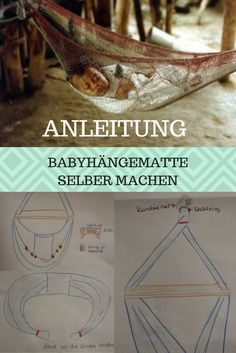 Anleitung, um eine Babyhängematte selber zu machen. Dein Baby schläft schlecht und weint viel? Dann ist eine Hängematte für Baby perfekt, denn damit schlafen Babys einfacher ein. Du kannst dir leicht eine Hängematte für dein Baby selber machen. Hier gehts zum Tutorial: http://xn--babyhngematte-test-ptb.de/wie-man-eine-baby-haengematte-selber-machen-kann/
